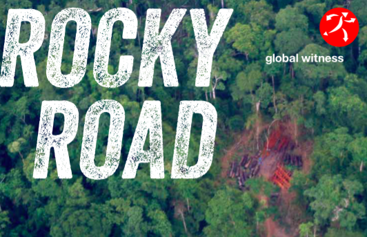 The Guardian - Peru funded illegal Amazon rainforest road, claims Global Witness