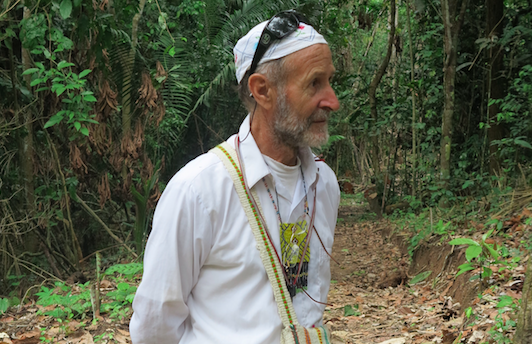 Mongabay - Groups oppose priest pushing for road through uncontacted tribes' land
