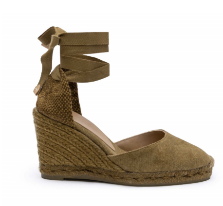 Castaner's Carina Sandal from Spain.   Click to Shop