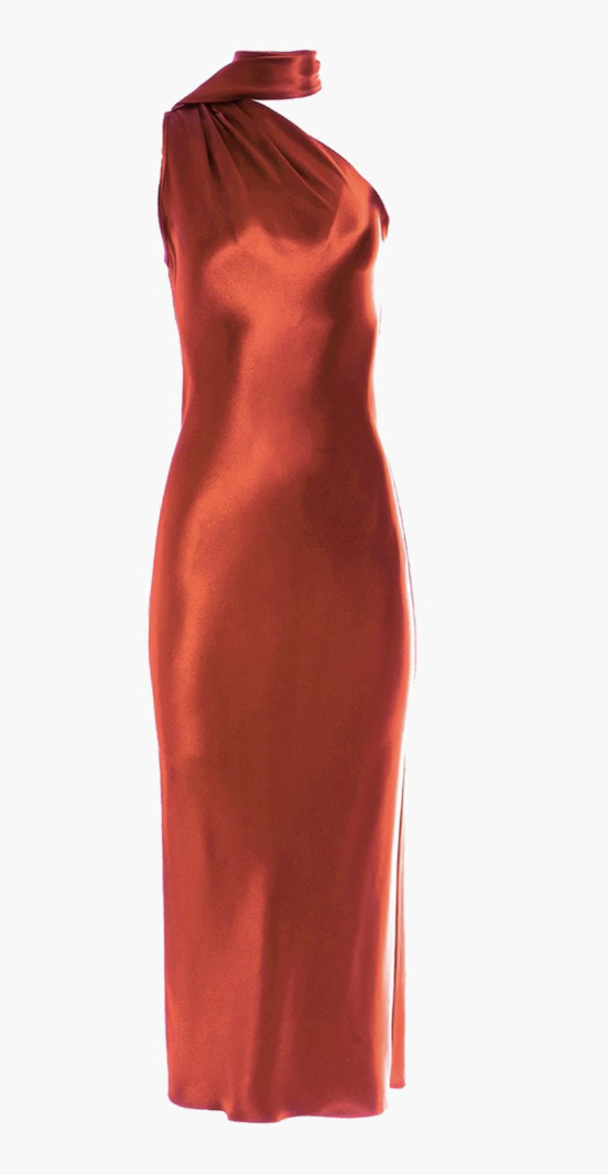 Mi Jong Lee Slip Dress made in New York.   Click to Shop