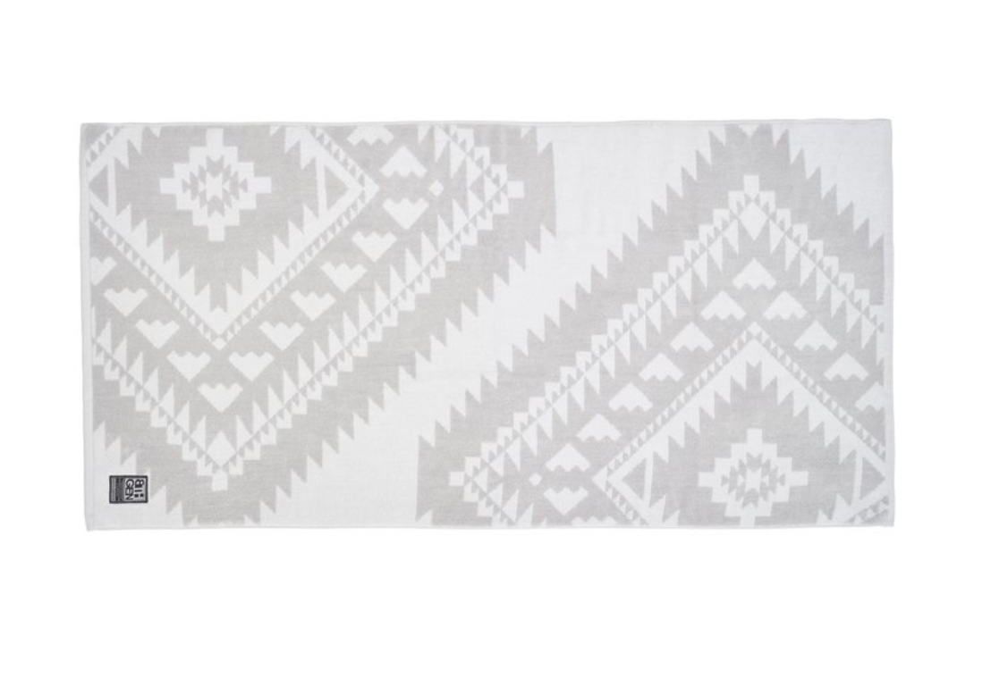 The Seeking Hohzo Towel by Michele Reyes of 8th Generation from Washington State, USA.   Click to Shop