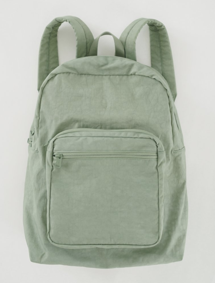 Baggu     $60       Click to Shop    65% Recycled Cotton, Ethically Produced in China, Made to Last