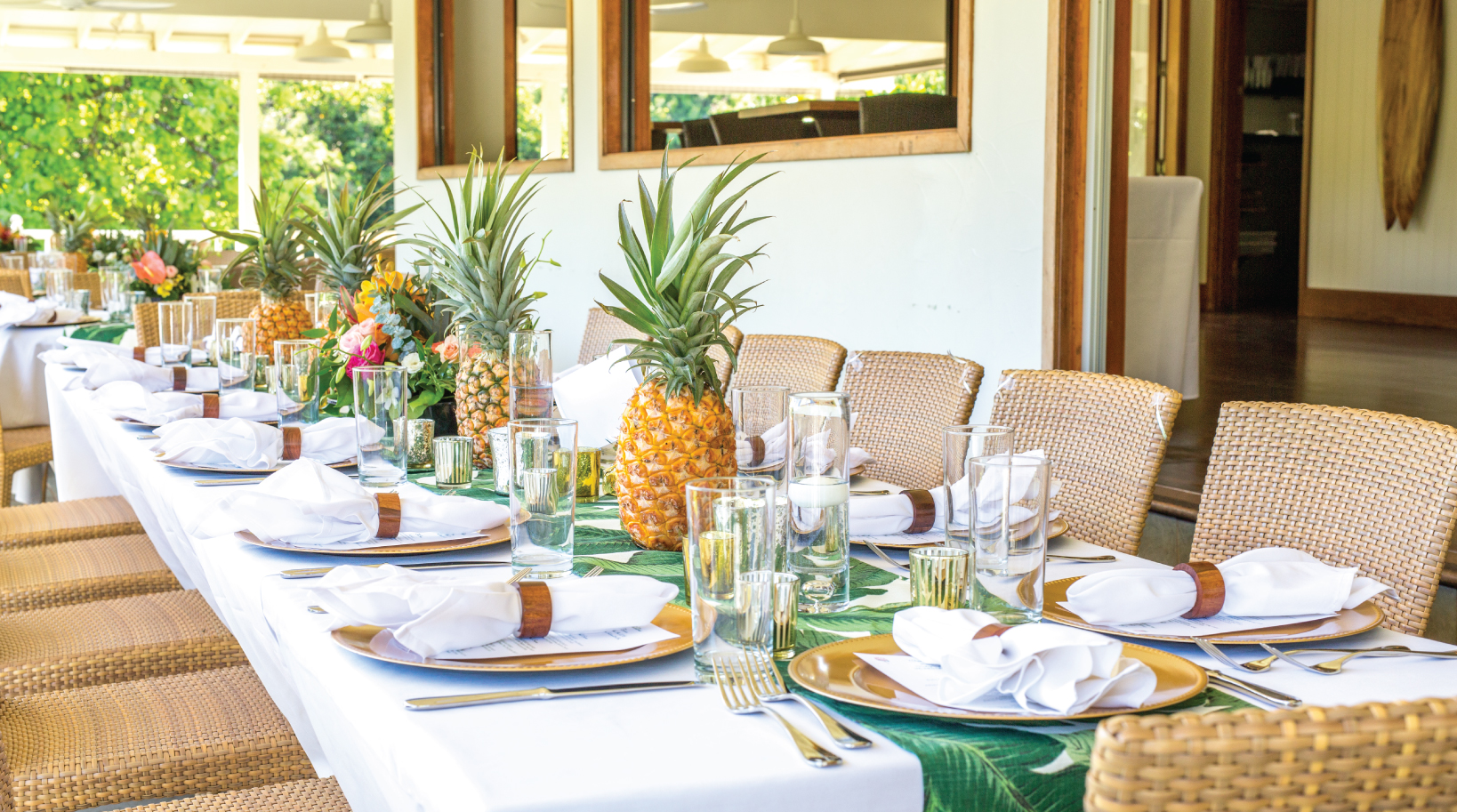Private Dining Plantation Gardens