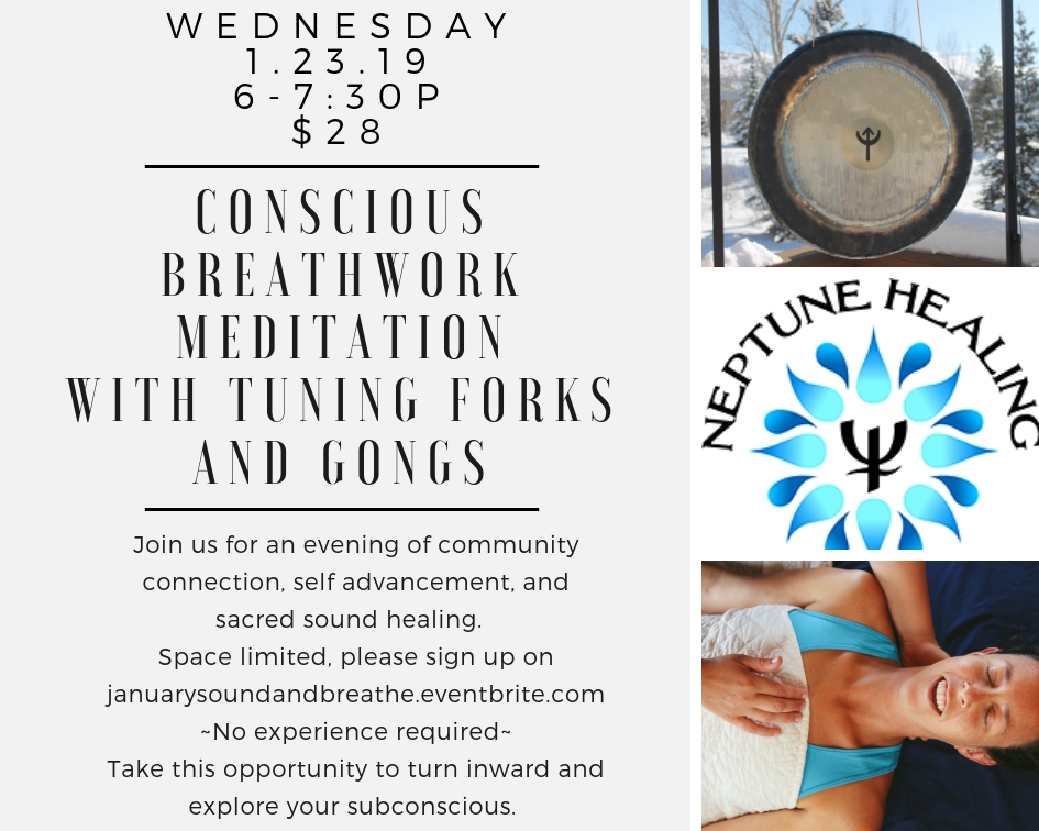 sound healing and breathwork in steamboat springs colorado