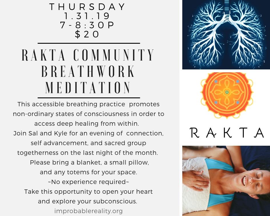 Steamboat Springs Colorado Breathwork Meditation at Hot Yoga Studio