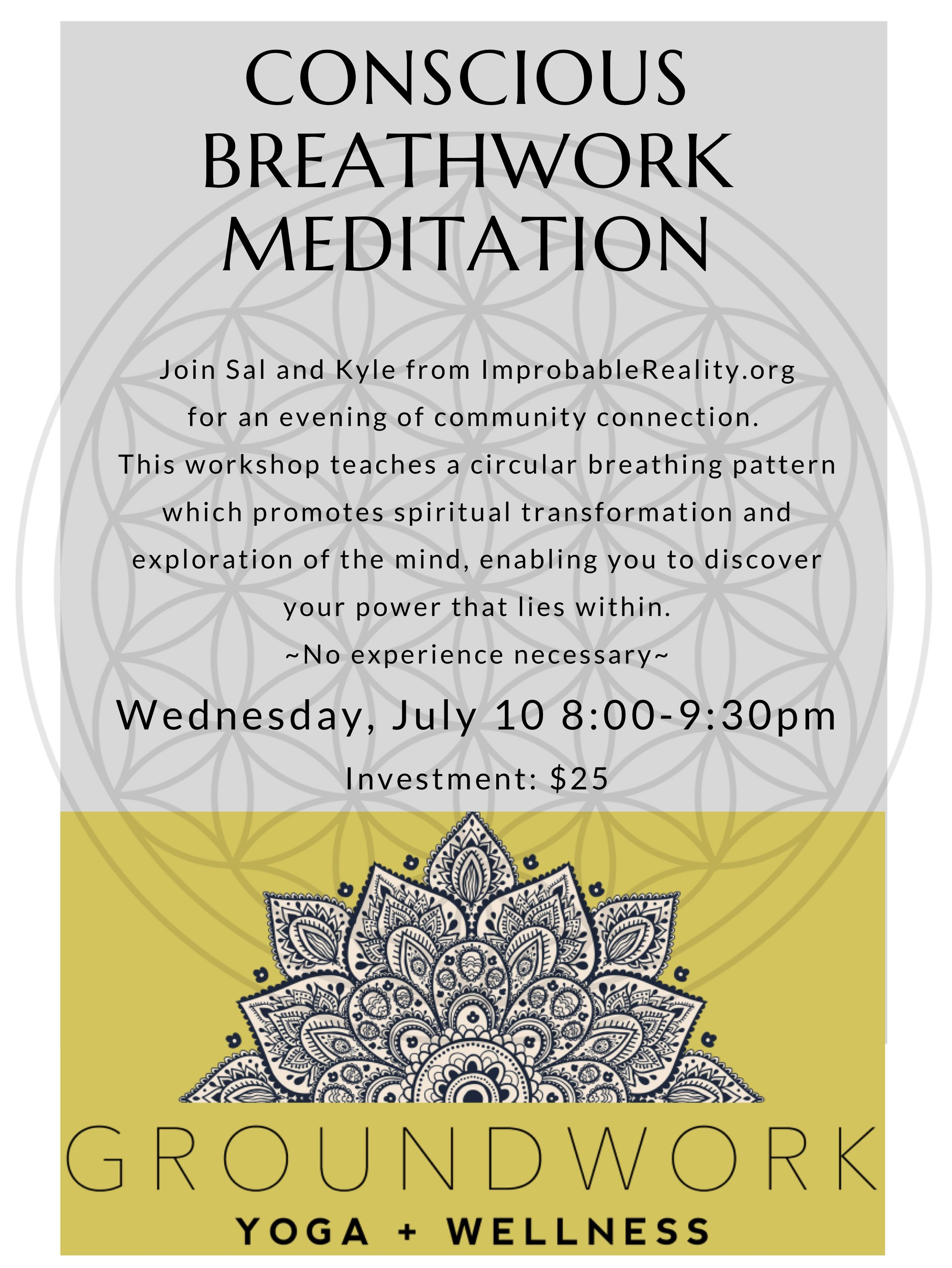 New England Meditation Group