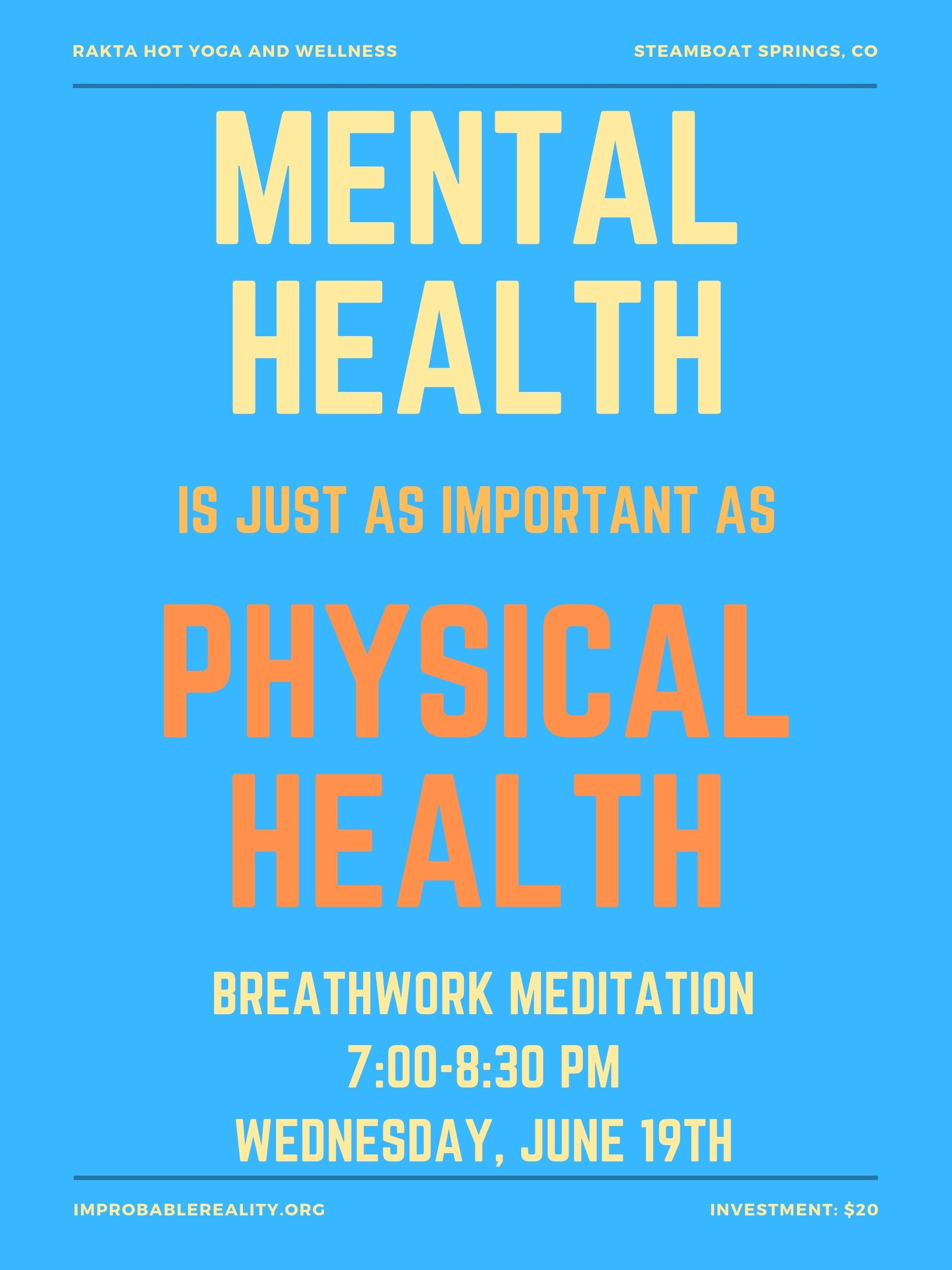 Breathwork Healing Meditation