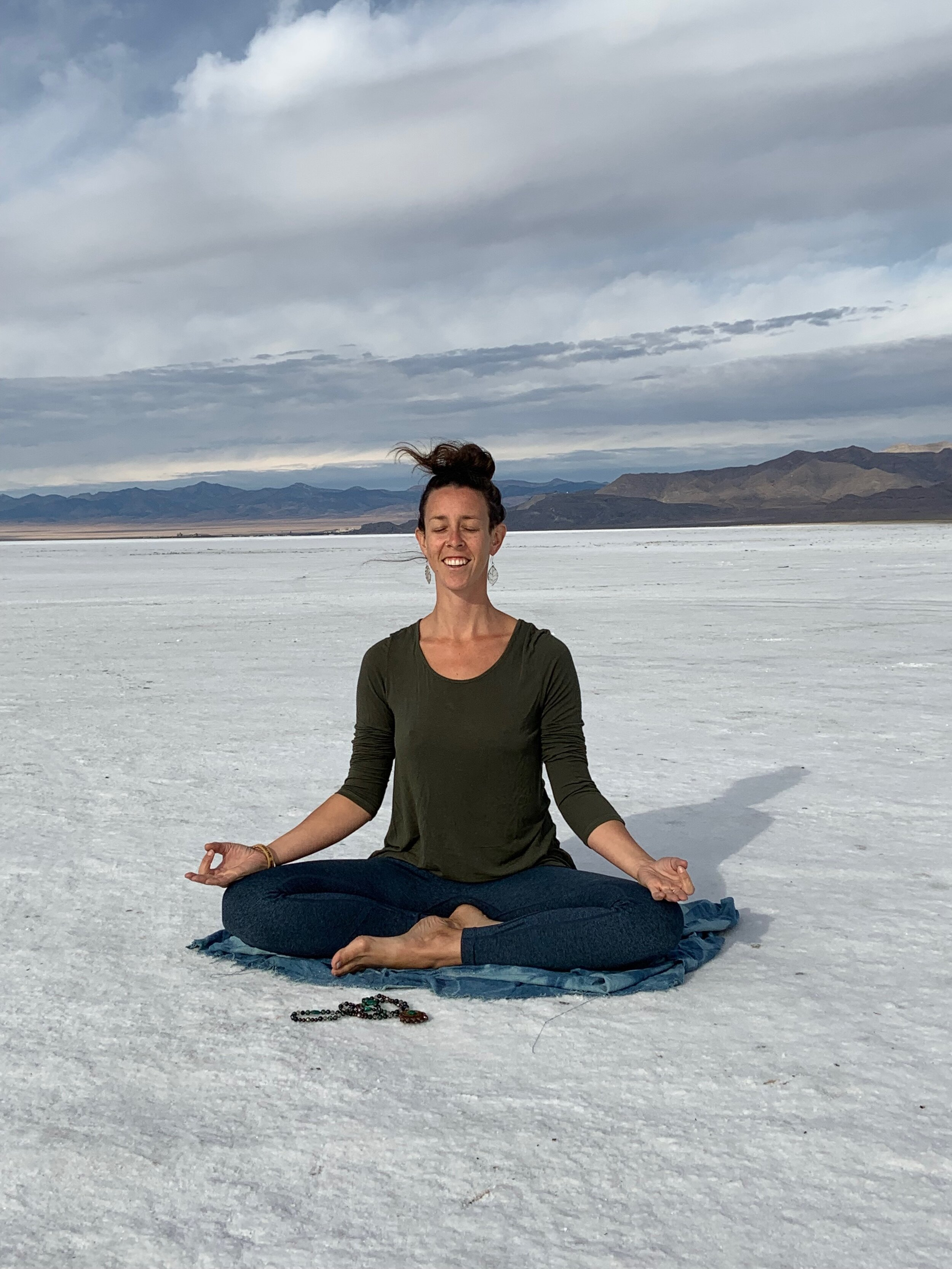 breathwork meditation teacher