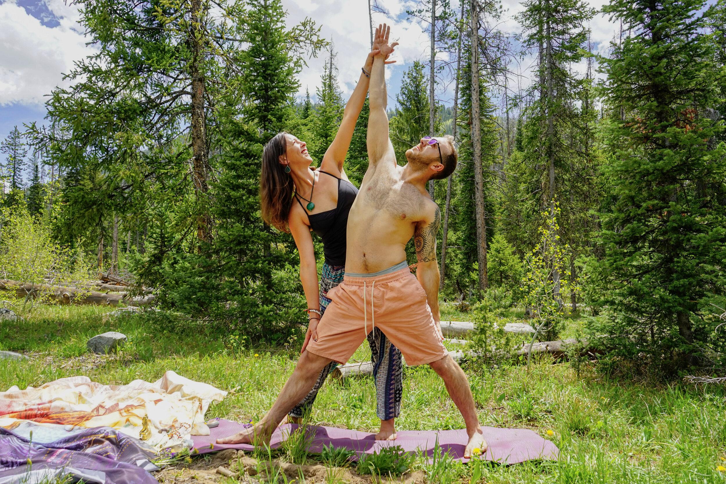 yoga teacher bhakti festival breathwork facilitator