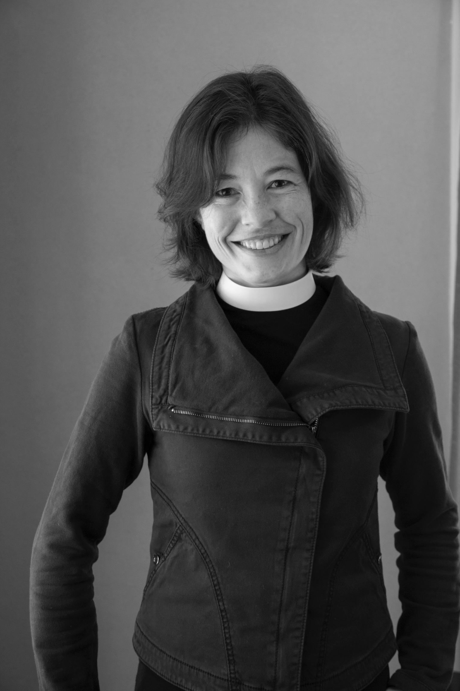 the Rev. Anna V. Ostenso Moore