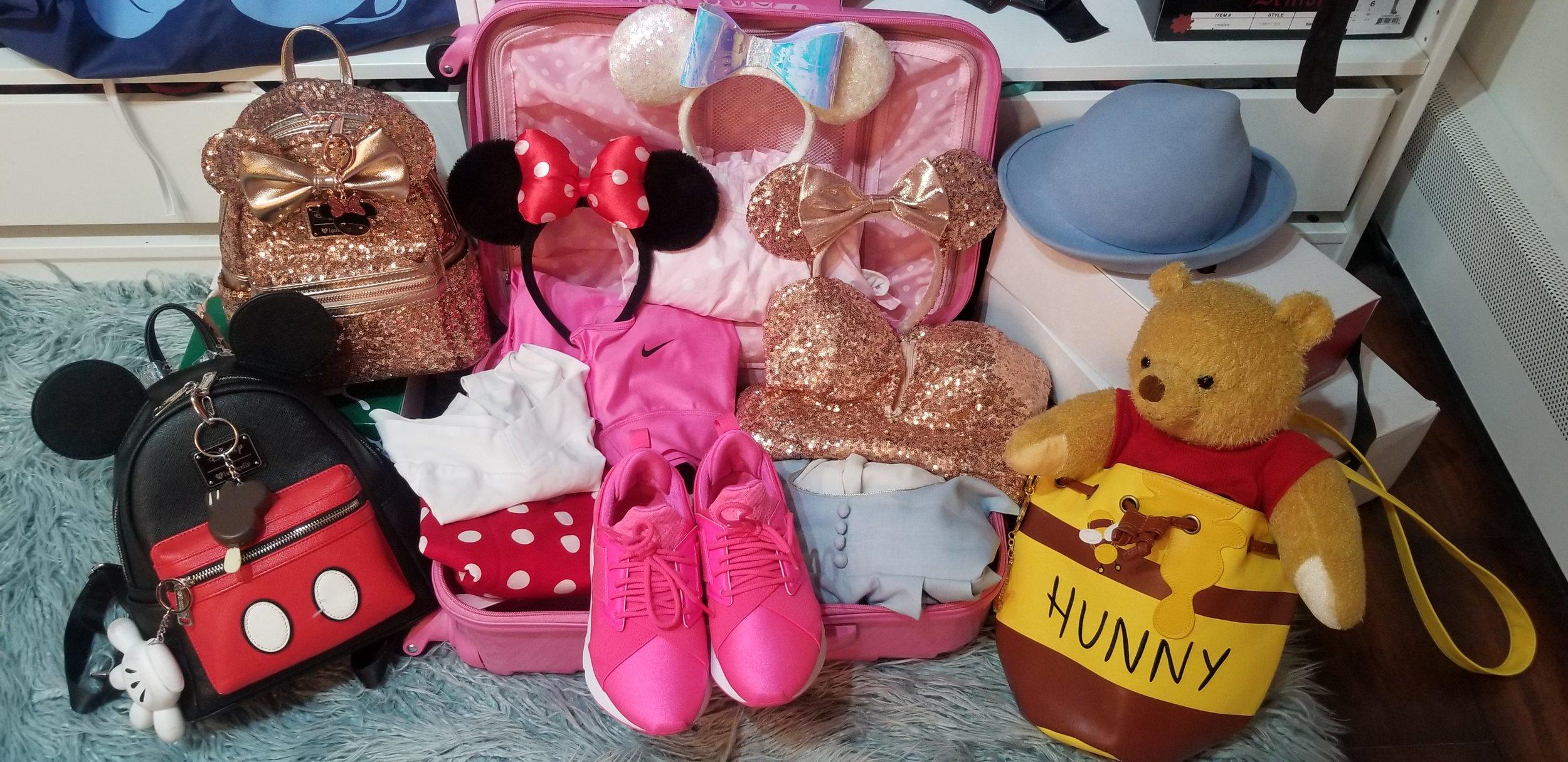Disneypacking