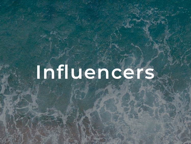 Targeting Influencers - ROI-positive activities with outreach to hundreds if not thousands of mid-tier influencers with real conversion potential.