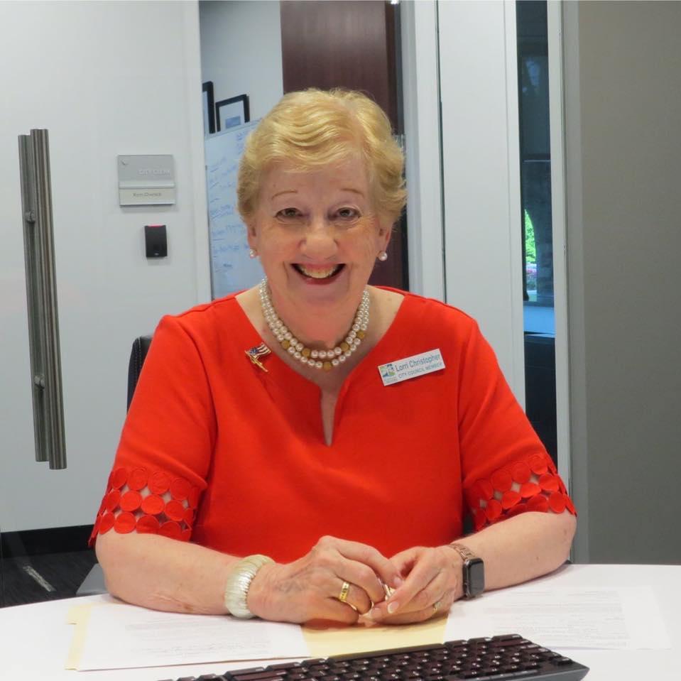 Lorri Christopher (I) - Incumbent Council Member and Retired University Director