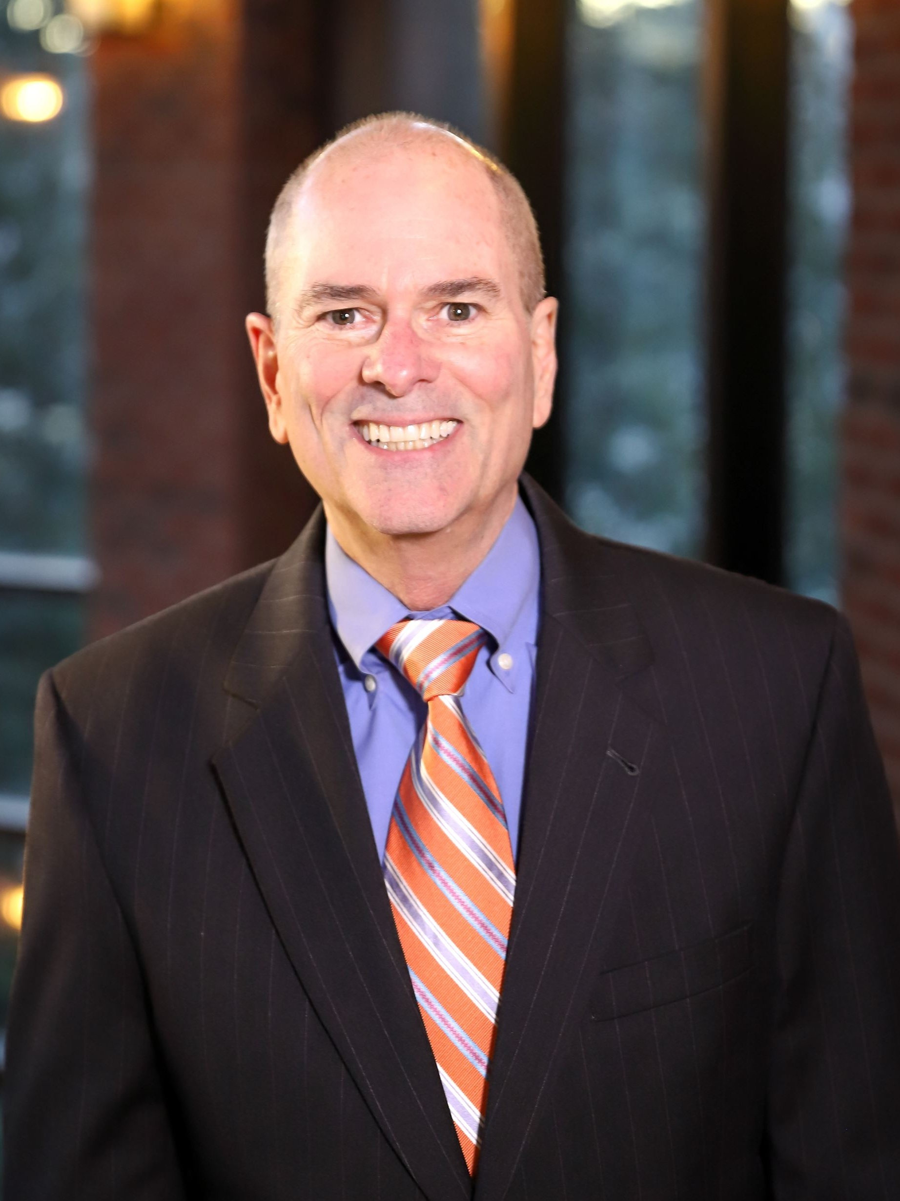 Chuck Paul - Current City Council Member and Retired Marketing Business Owner