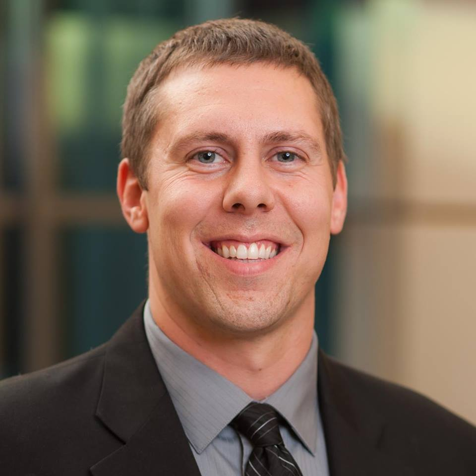 Chris Coughlin (I) - Incumbent and Data Research Scientist