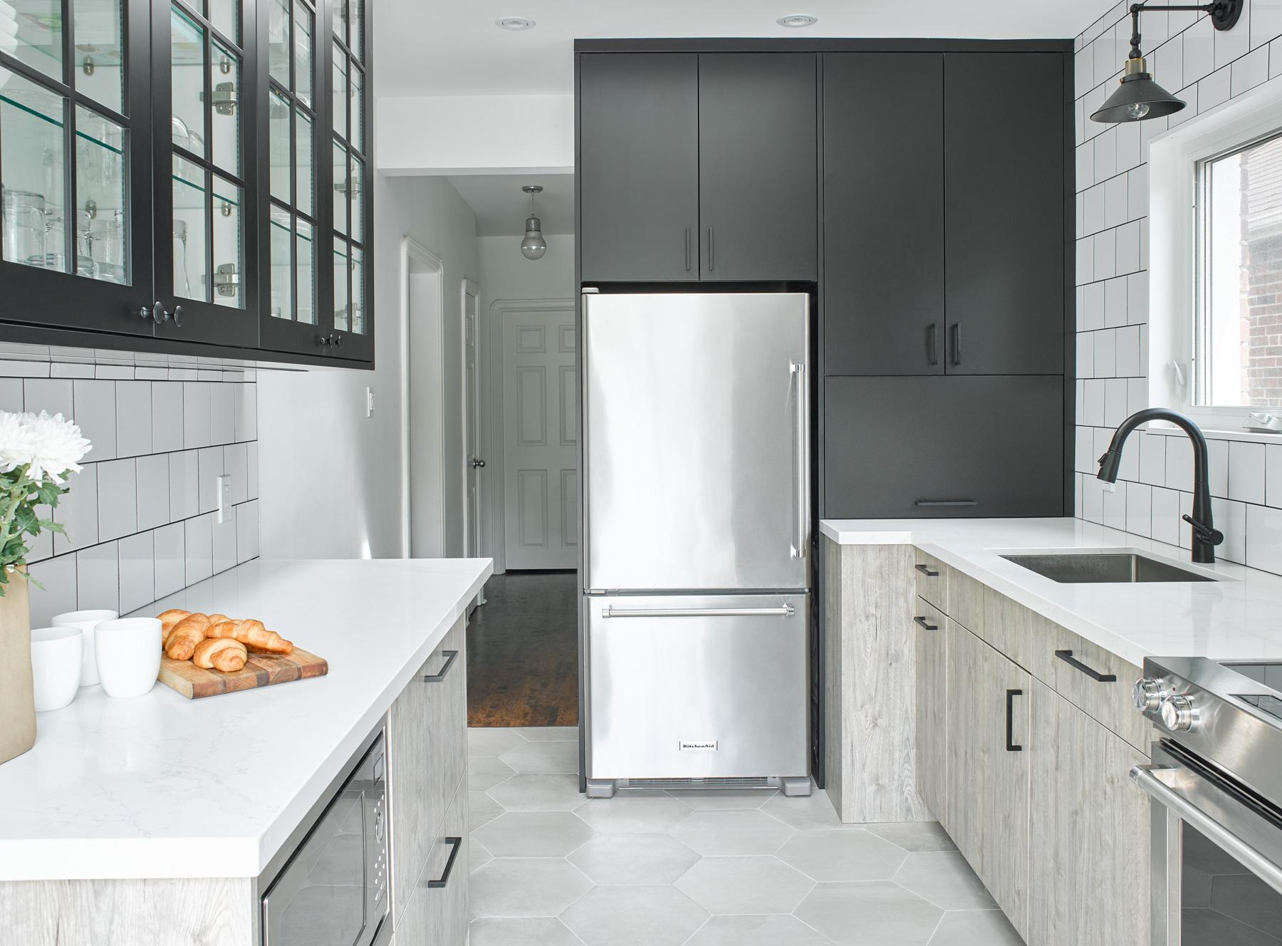 Modern Industrial Kitchen Style