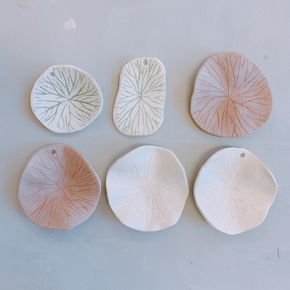CERAMICS CLASS - Students will learn how to handmake ceramics with rolling.TUESDAY JULY 23