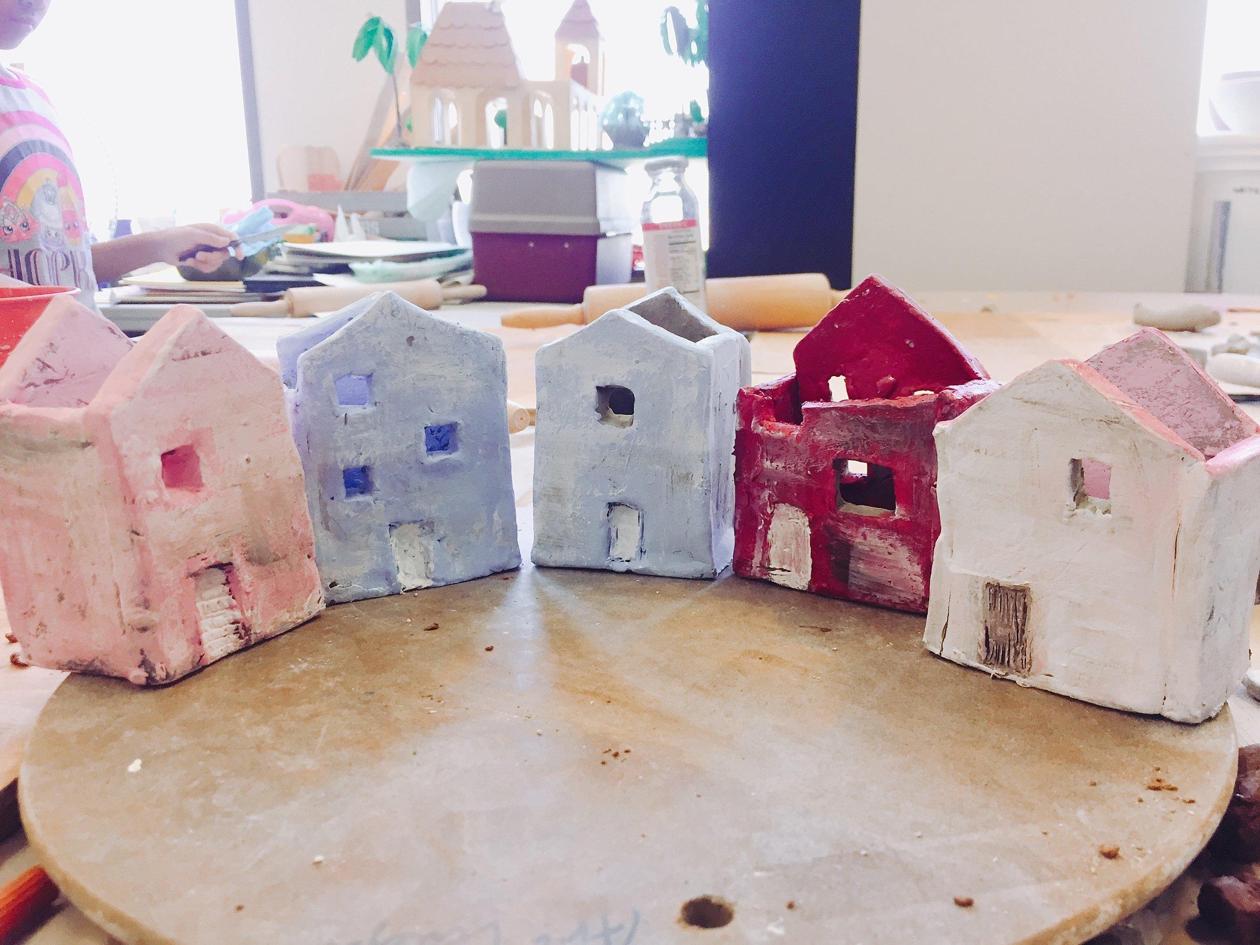 Clay Ceramics - Week 8 July 8-12