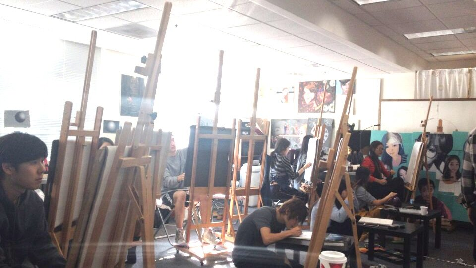 LIFE DRAWING CLASS -