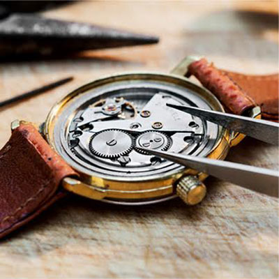 Watch Repair - Bradley's offers exceptional watch services.Specializing in Rolex and other fine Swiss brands. Includes 1 year full service warranty.We also replace watch batteries and remove links... in most cases while you wait!