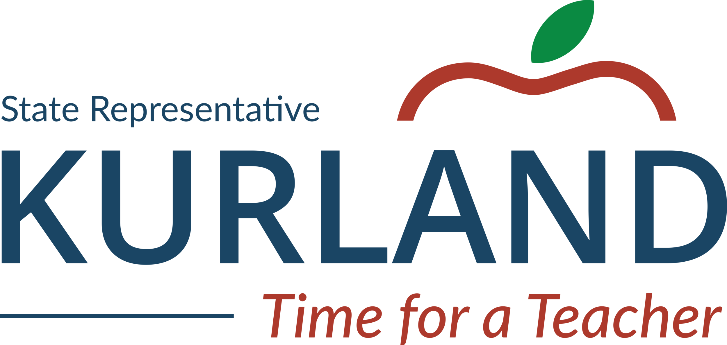 Eric Kurland for AZ House 23 - Time for a Teacher!