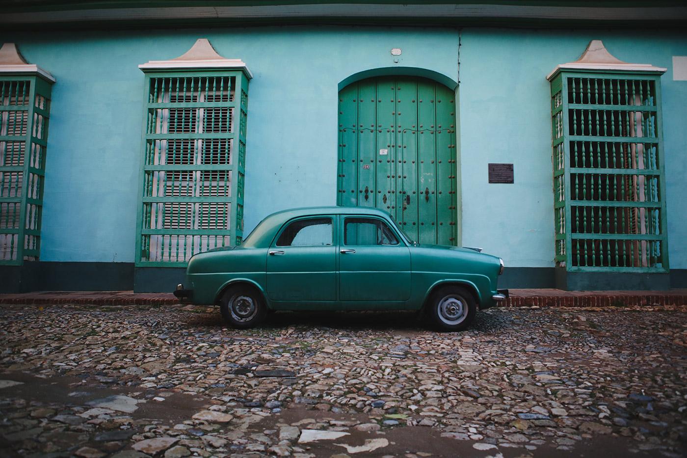 A Country Frozen In Time - Havana, Cuba