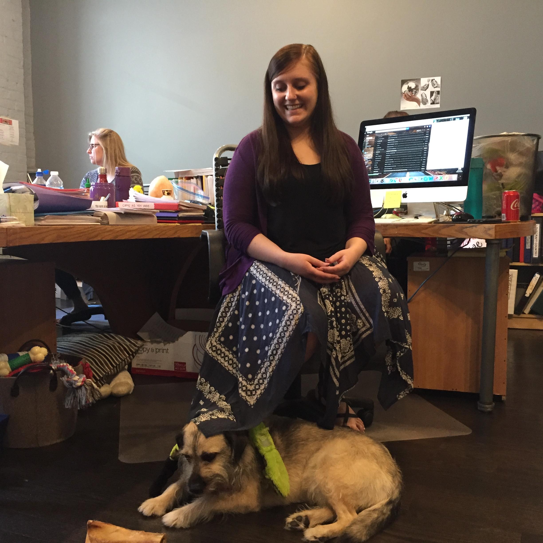 Office Badass and Office Pupper