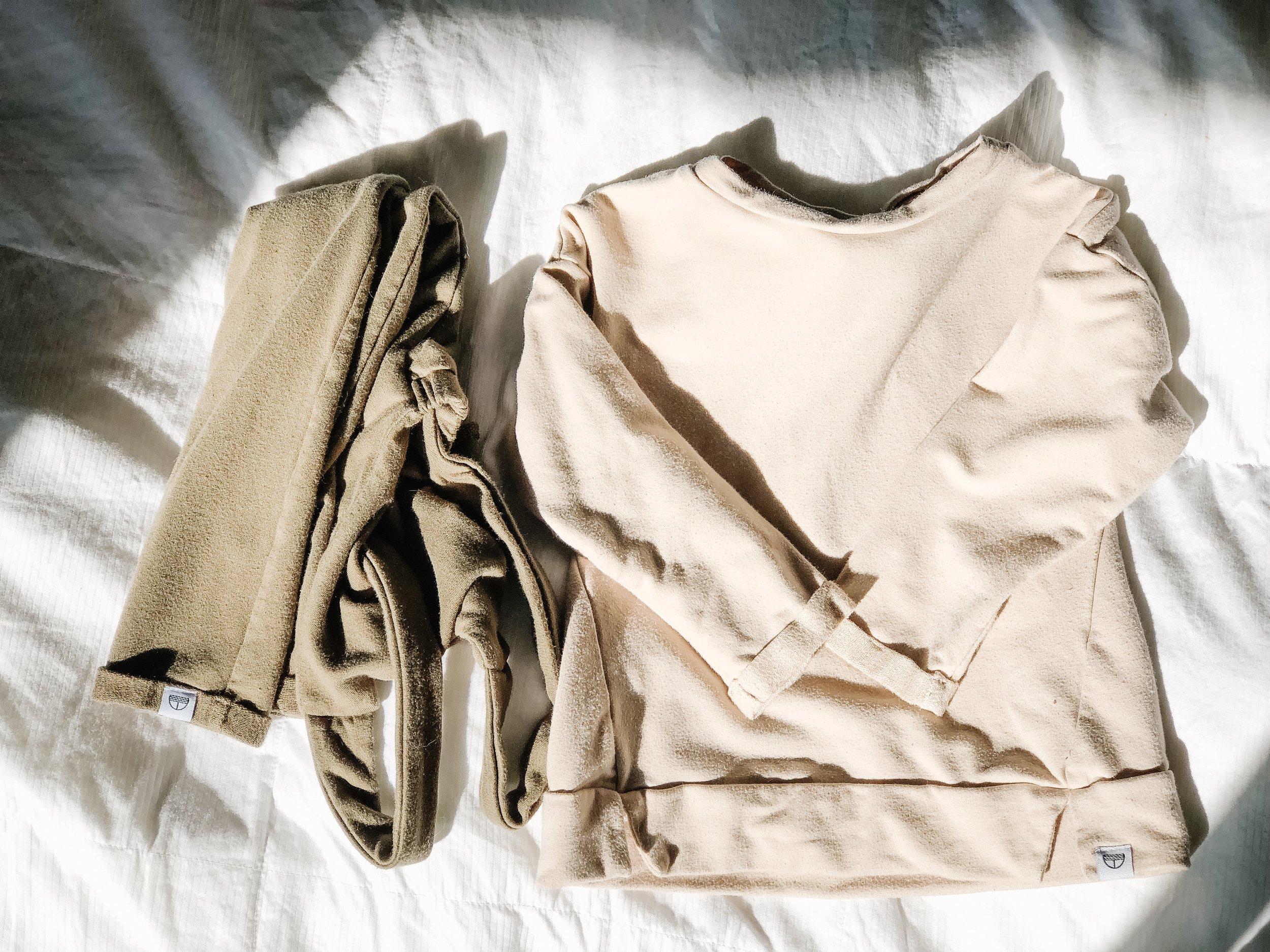 Millennial Motherhood - Sloane West Clothing