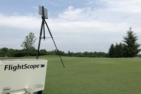 FlightScope Practice - Don't guess what you can measure. Our FlightScope technology is available to you for your range practice.