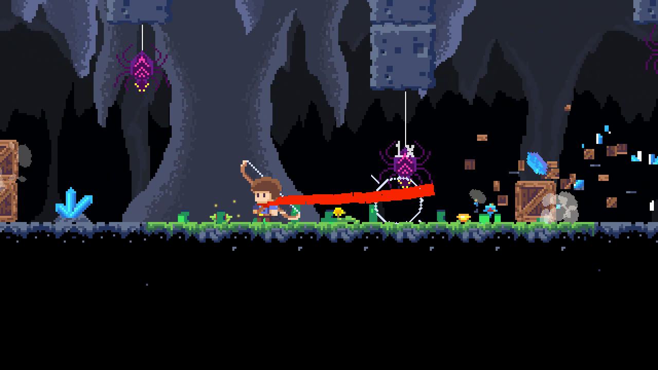 JackQuest has been carefully crafted to be both challenging and rewarding.