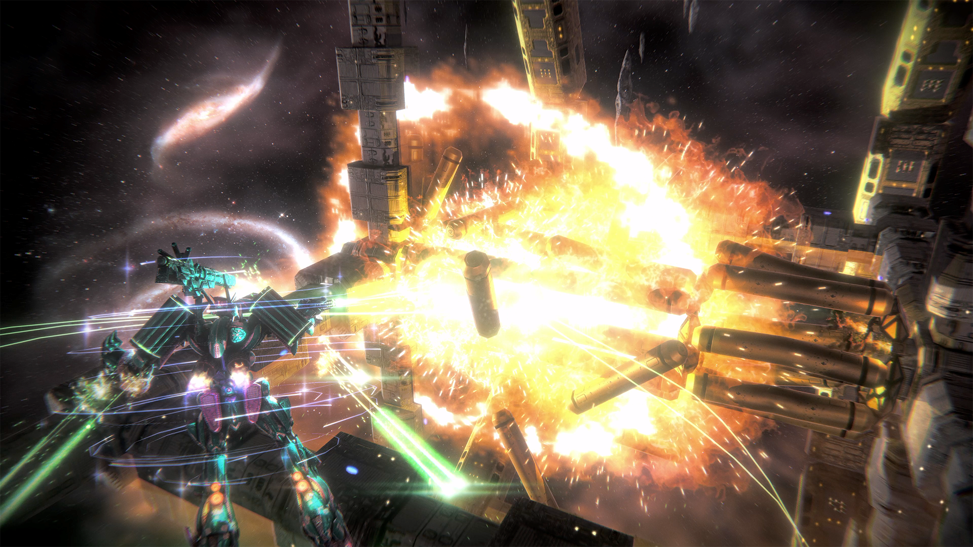 War Tech Fighters is a game packed with action and battles.