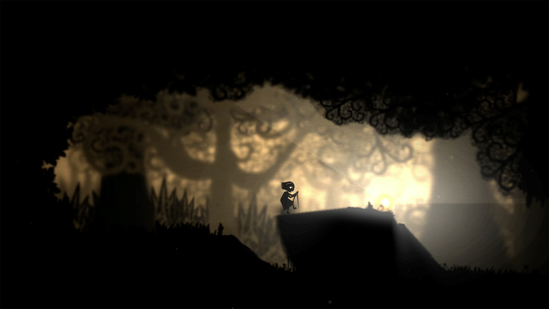 Use the shadows created with your light to solve puzzles and progress through the game.