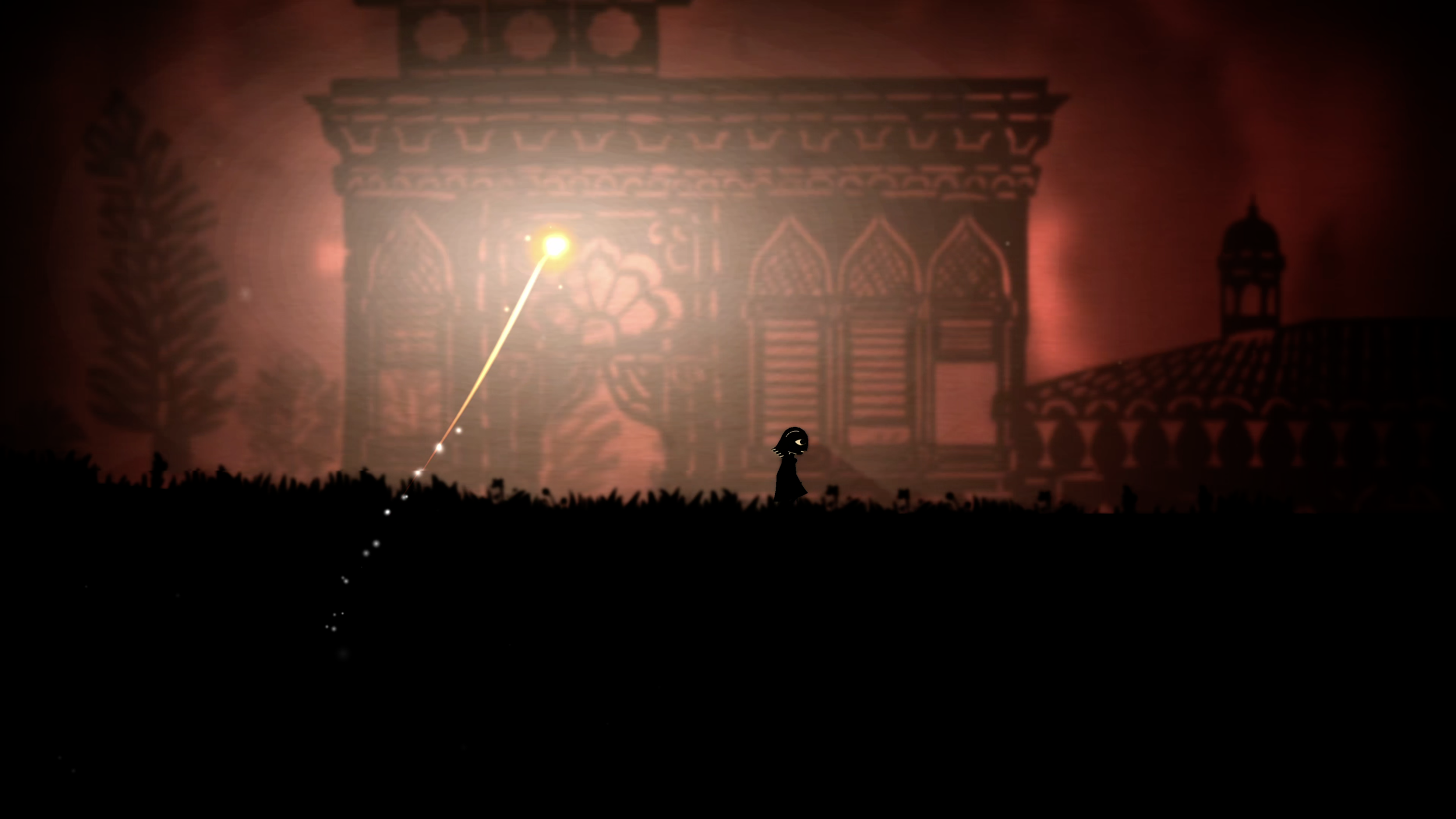 In Projection: First Light you solve puzzles with the help of a magic light that you can manipulate.
