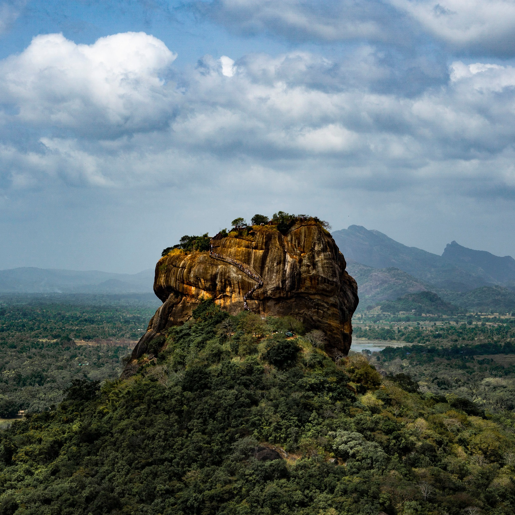 July 5 - Drive to Dambulla (approx. 4 hours)Check into hotel + Time @ swimming pool or restVisit the iconic Sigiriya Rock Fortress (UNESCO World Heritage Site)Overnight: Sigiriya @ Aliya Resort & Spa