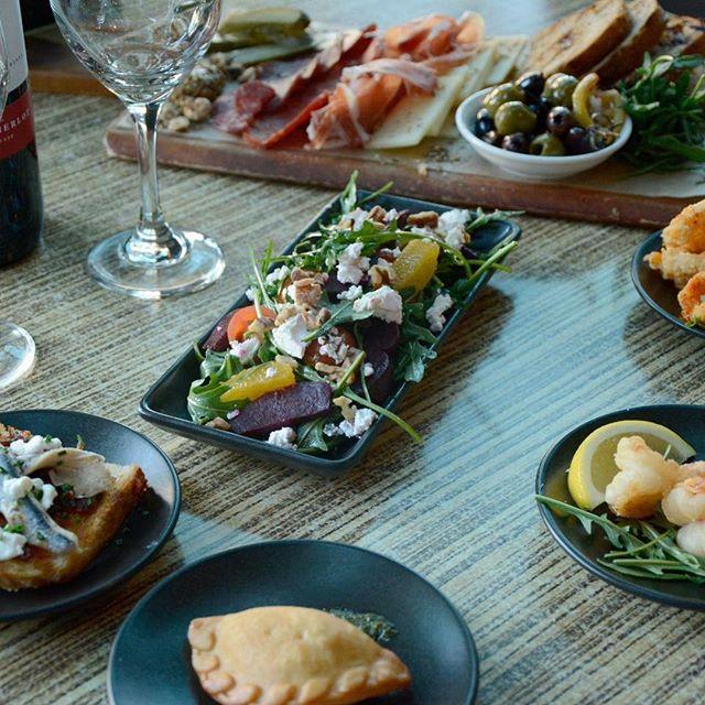 Tapas, share plates, large plates 🍽🤤 #eatdrinkrelax #torostapasandbardarlingharbour