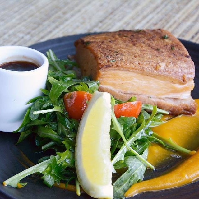 Pork Belly, in mah belly!  #eatdrinkrelax #torostapasandbardarlingharbour