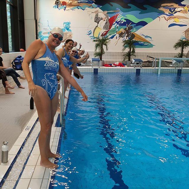 SMZ Damen mit einem Sieg gegen Aegeri heute in Leimbach!  #smz #swisswaterpolo #wasserball #waterpolo #zurich #wbksmz