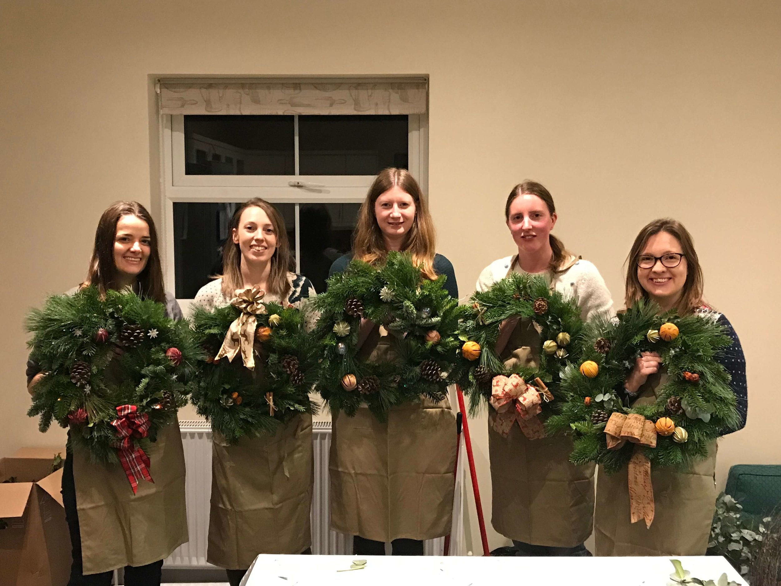 Private Christmas Wreath Making Workshop December 2018 (3).jpg