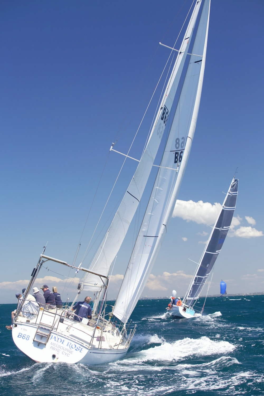 REGULAR SAILING DAYS - Our SAMS Series is held on SundaysPlease be at the Clubroom between 10:30am and 11.00am for sign on, Sunday's race commences at 12.30pm. Our WAMS series is held on WednesdaysPlease be at the Clubroom between 10:30am and 11:30am for sign on. Wednesday's race commences at 1.00pm.For full sailing venue please see the Calendar