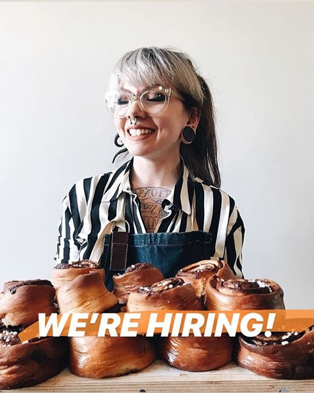 We are looking for one full time and one part time member of staff to join the team! To show your interest please send a CV and cover letter to josie@upshotespresso.co.uk 🌿