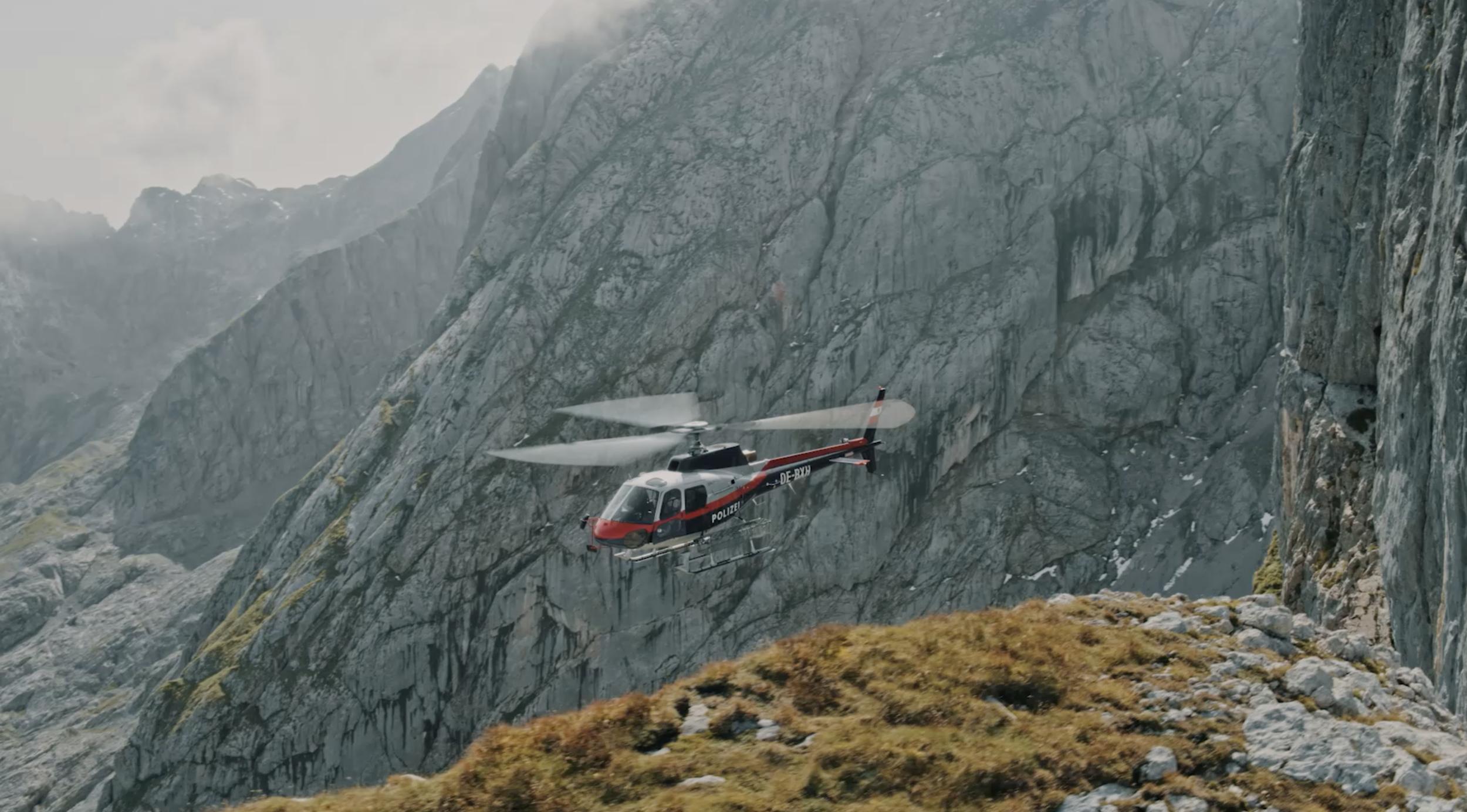 Servus TV/ Die österreichische Flugpolizei