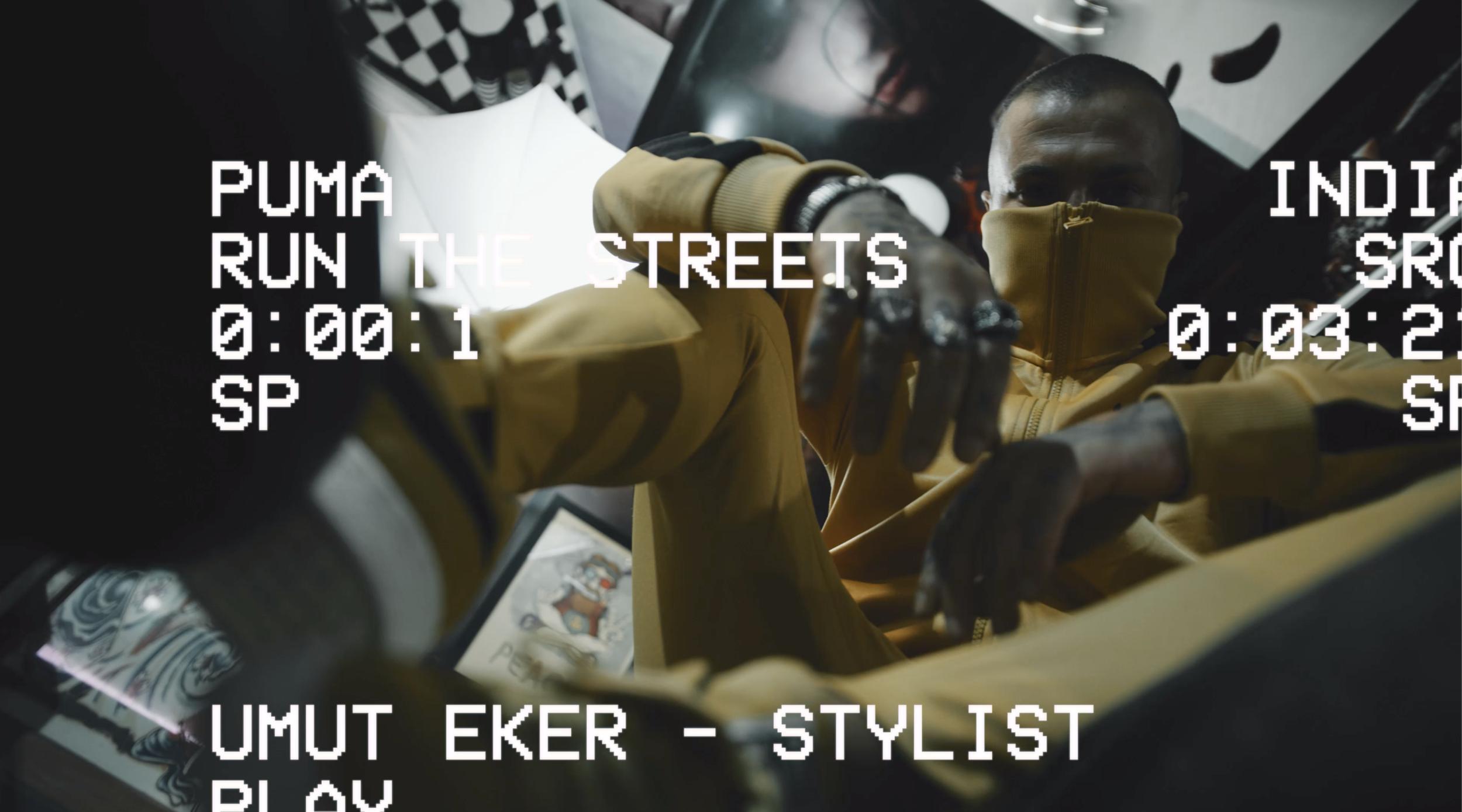 PUMA/ Run The Streets 2018