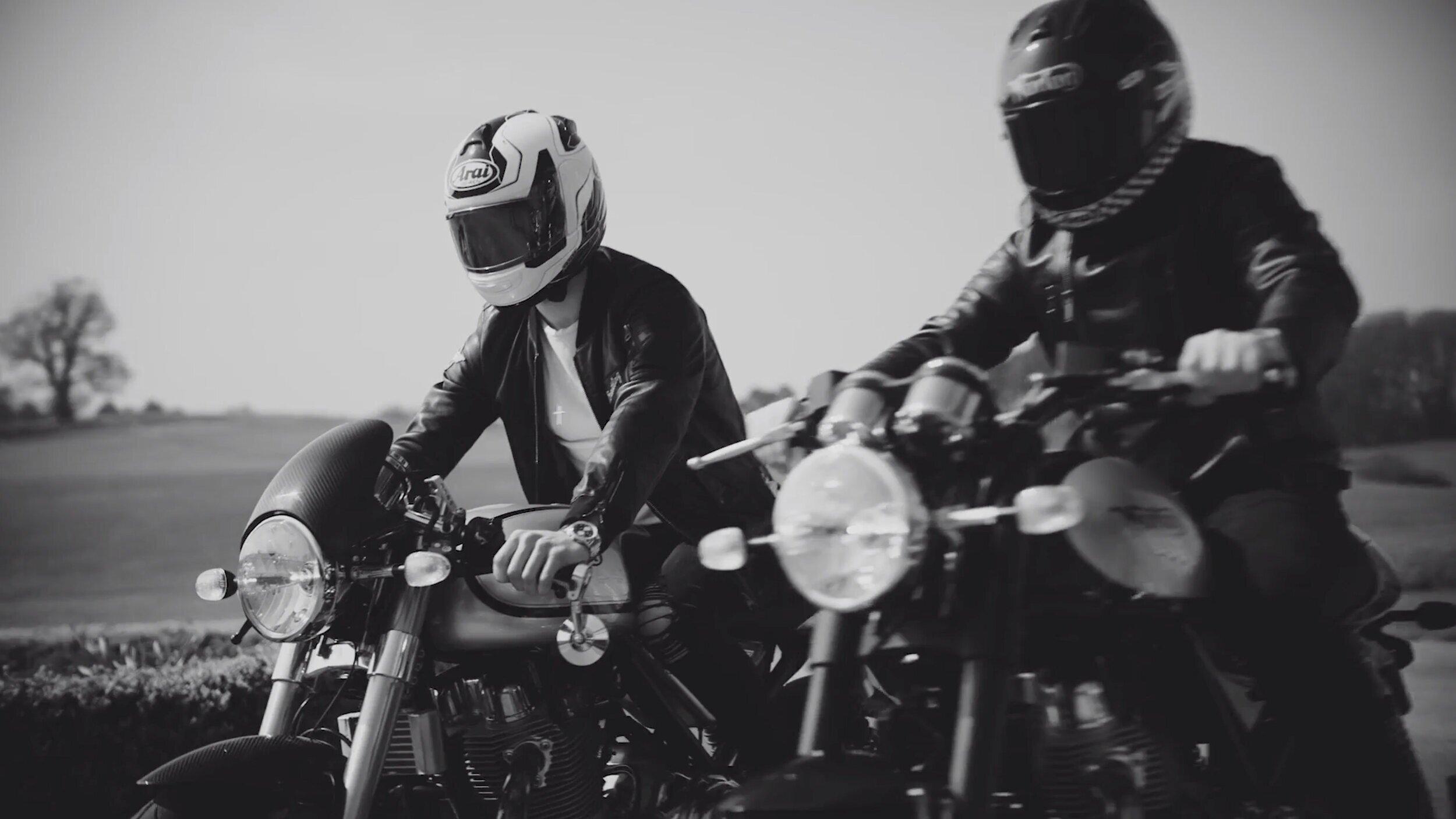 Breitling / Norton Squad