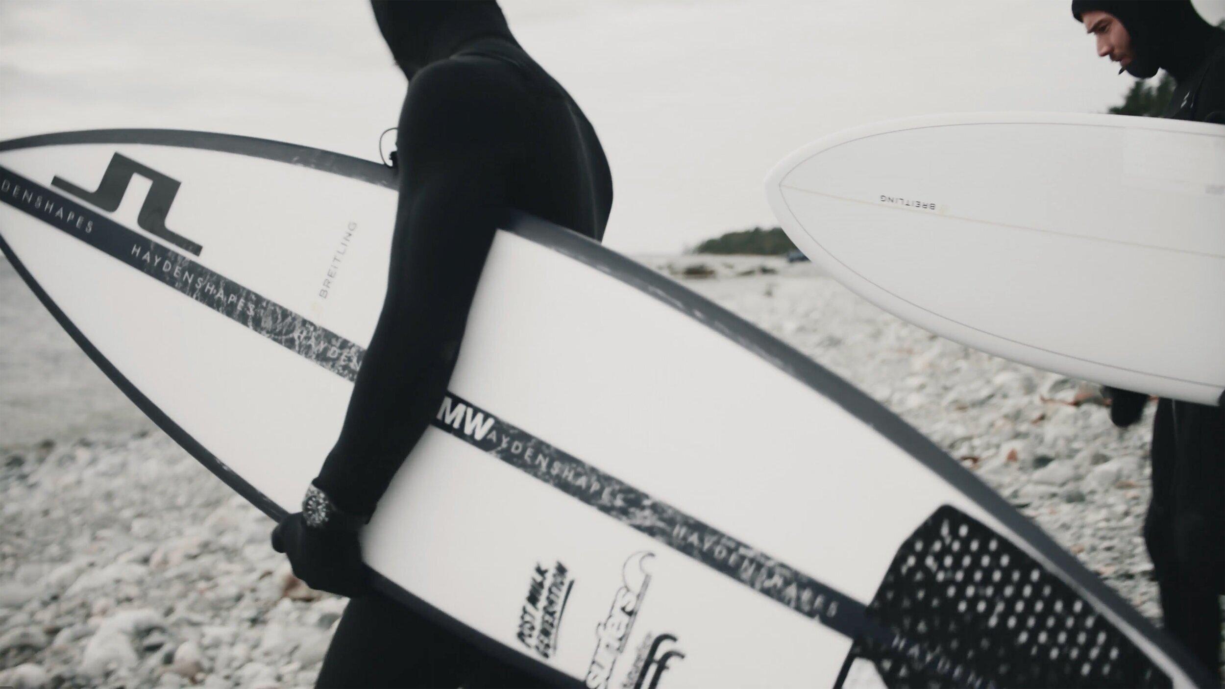 Breitling / Surfer Squad