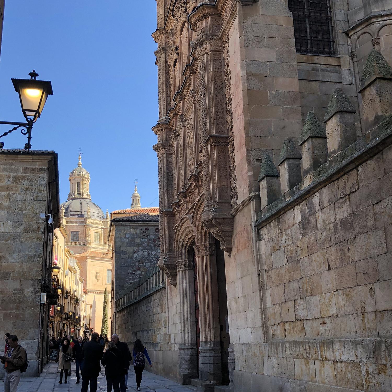 Libreros street.