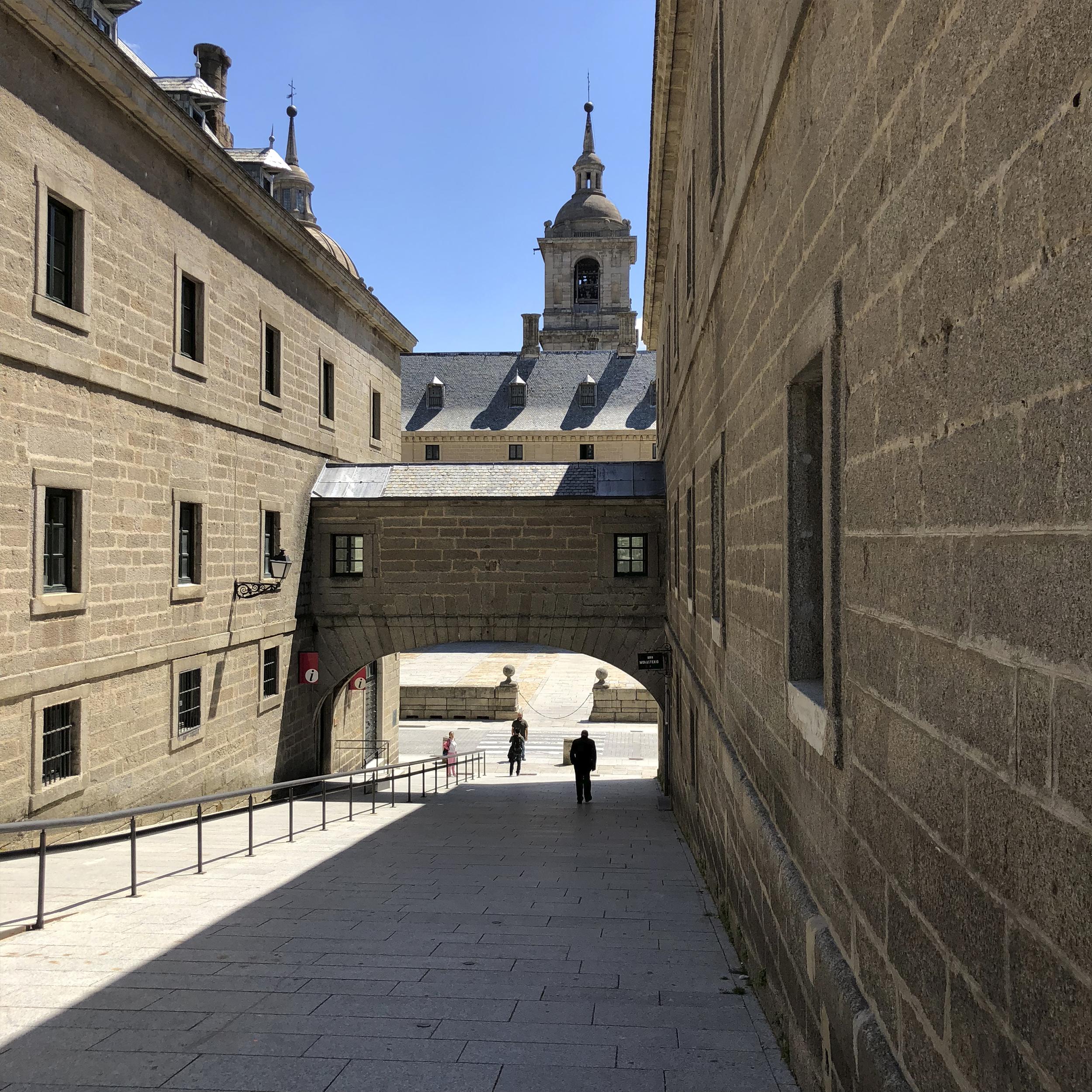Herrerian architecture.