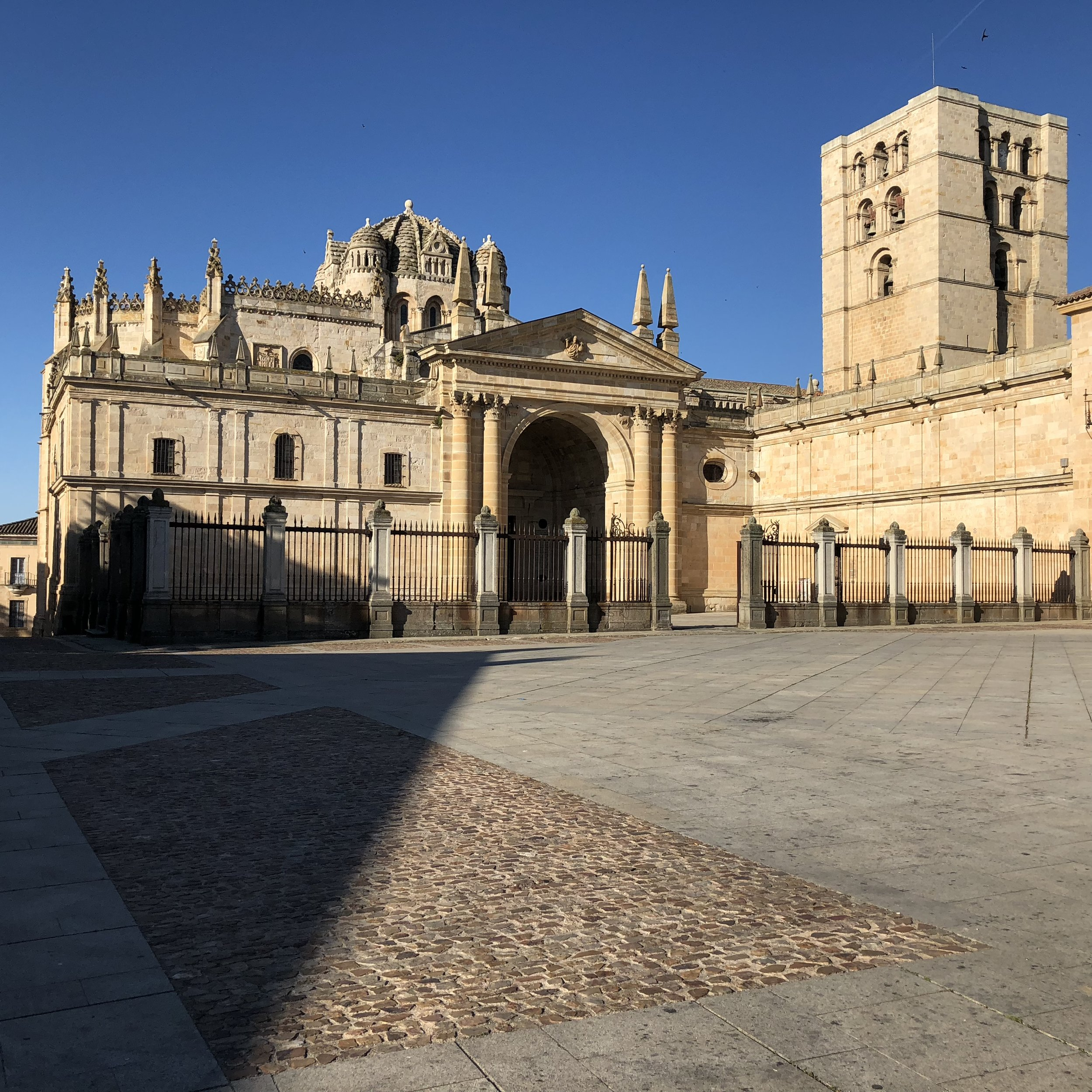 Zamora cathedral.