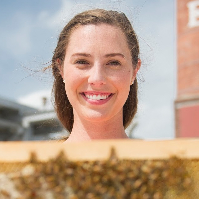 Leigh-Kathryn Bonner, Founder and CEO,  Bee Downtown    @Leigh_Katheryn