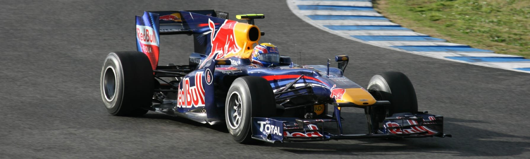 Red Bull RB6 2010 - Sebastian Vettel