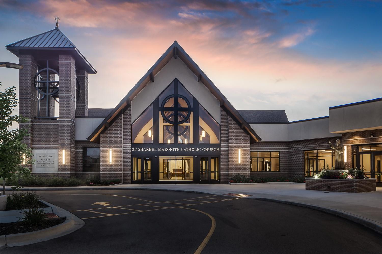 St. Sharbel Church, 43888 Hayes, Clinton TWP MI, Daniels Glass, 08-03-19-064 DD.jpg
